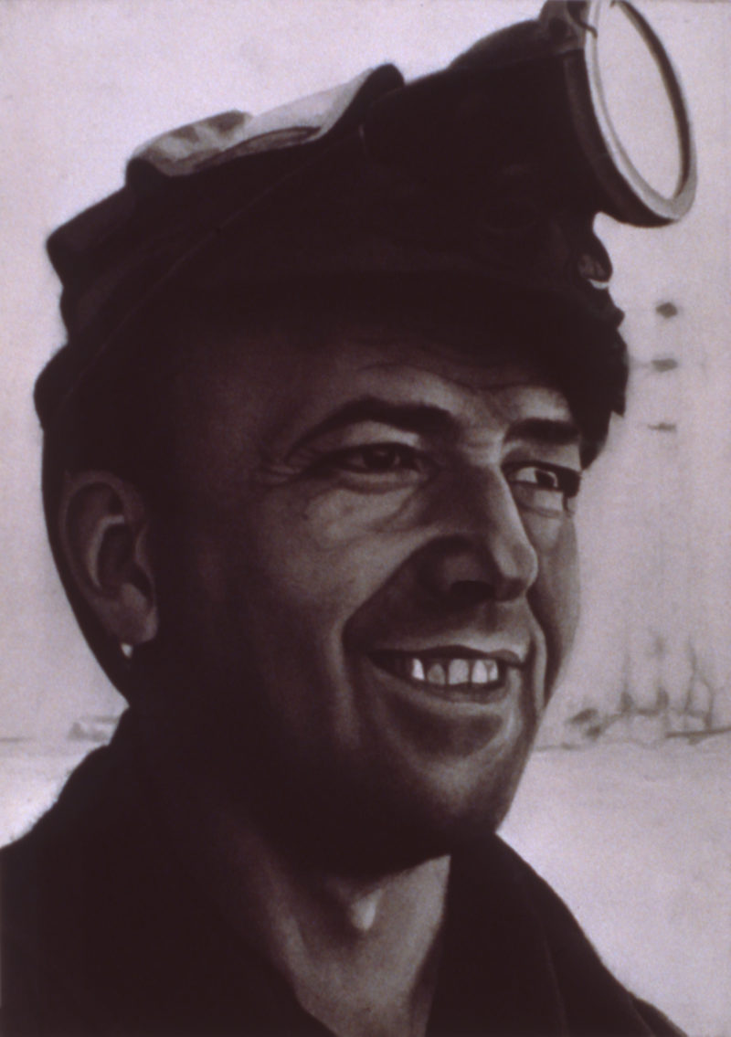 Pictures of My Father (Donetsk Coal Basin 1967)